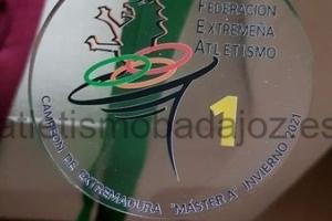 2021-02-20 _ Campeonato de Extremadura Lanzamientos largos