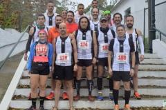 Foto equipo media maratón Elvas - Badajoz
